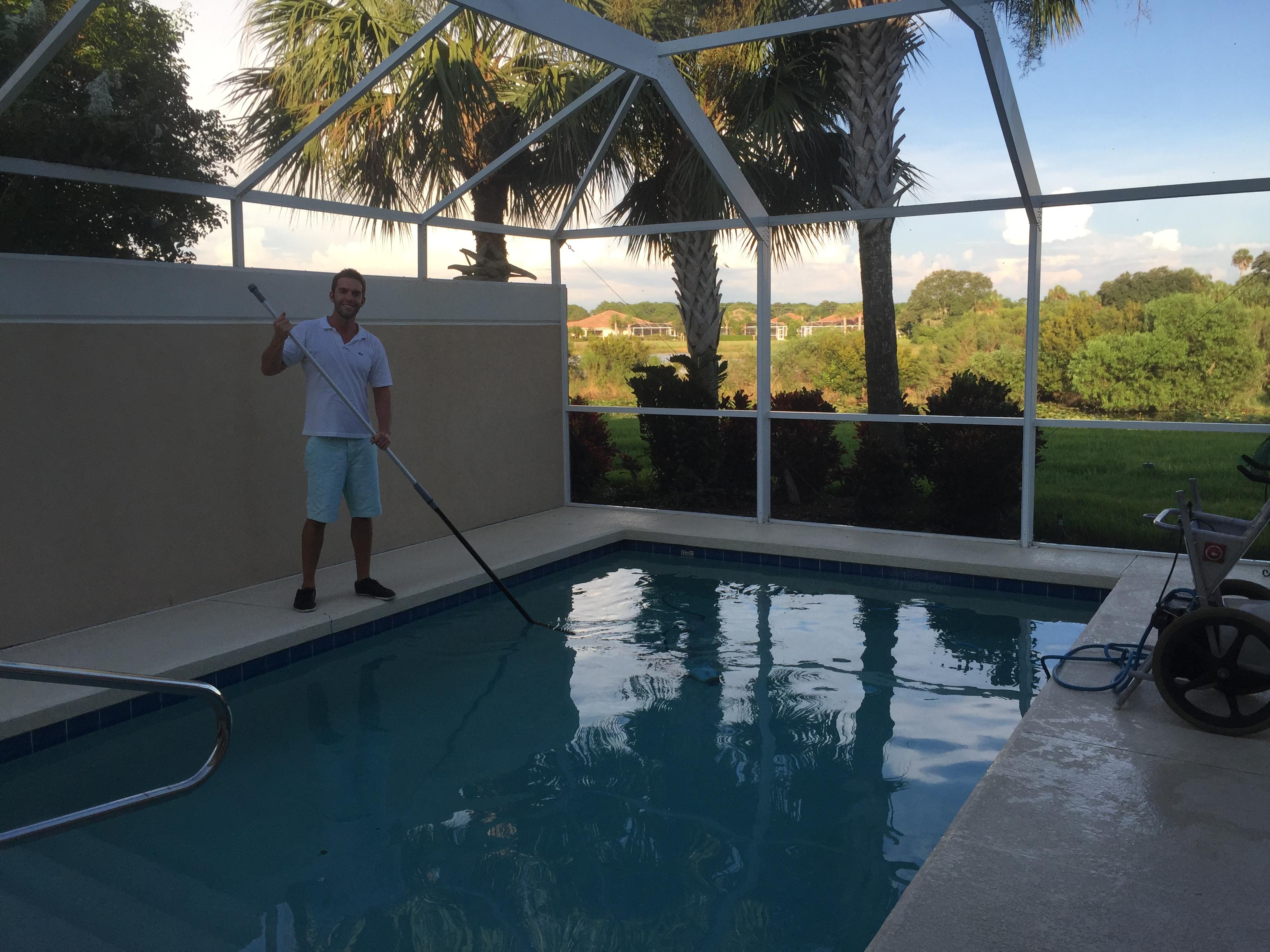 Pool Service Sarasota Venice